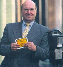 Barrie Segal the UK's leading parking ticket expert.